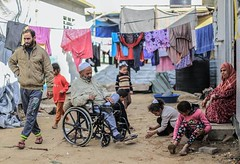 World Disabled Day, #Palestinians live in the #caravan in Beit Hanoun, north of #Gaza City. on 4th Dec 2016. Whose houses were destroyed during recent #war 2014. (TeamPalestina) Tags: dailylife night light instagram freepalestine palestinian sunrise sweet beautiful heritage live photo photographer comfort natural تصويري palestine amazing innocent occupation landscape landscapes reflection blockade hope canon nikon