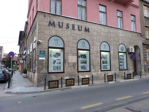 Szarajevó, az 1914-es merénylet színhelye