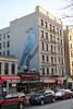 Pinyon Jay (jschumacher) Tags: nyc audubonmuralproject mural birds pinyonjay marylacy washingtonheights