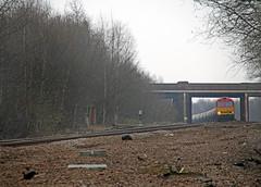 Trackside Paraphernalia.... (marcus.45111) Tags: class60 60019 exbritishrail treeton 6e68 fuel freight train railway ukbuilt networkrail flickr flickruk canoncameras canondslr canon5dmk11 2017