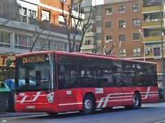 Hispano Habitt Mercedes 102 de TM Murcia (Bus Box) Tags: hispano habitt mercedes tm murcia urbano autobus bus