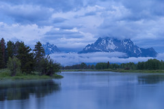 Clouds at the Teton Range (Ken Krach Photography) Tags: grandtetonnationalpark