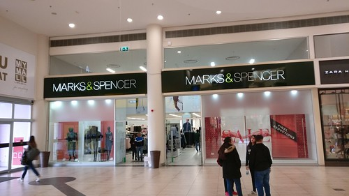 Marks And Spencer, My Mall, Limassol