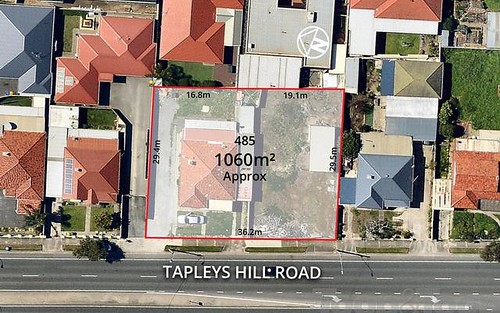 485 Tapleys Hill Rd, Fulham Gardens SA 5024