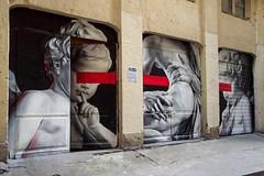 "Lyon - Graf de ""Dodo Ose"", rue longue. (Gilles Daligand) Tags: lyon rhone streetart graffiti leica q rue dodoose"