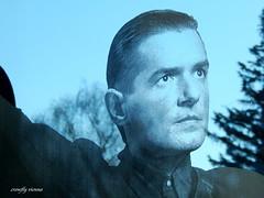 Falco (Harrison Crowfly Vienna) Tags: vienna 6 me rock stars star austria österreich musiker hans 1957 1998 amadeus gr 40 rapper johann 19 zentralfriedhof februar falco hölzel