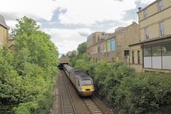 Early Empties (EGRP43924) Tags: london speed train coast high cross trains class east virgin kings harrogate 43 hst vtec 43257 43314
