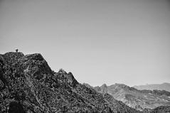 (firas_alashhab) Tags: blackandwhite mountains nature monochrome landscape high sony saudiarabia attaif nex5t sel1650