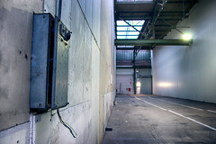 Abandoned Cable Factory (Thomas Rotte) Tags: abandoned industry netherlands wall concrete industrial factory floor empty cable delft erie trashed the