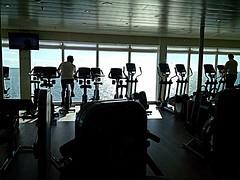#MeinSchiff4 #Fitness (RenateEurope) Tags: oslo norway fitness nordsee oslofjord 2015 iphoneography renateeurope meinschiff4 kreuzfahrt2015