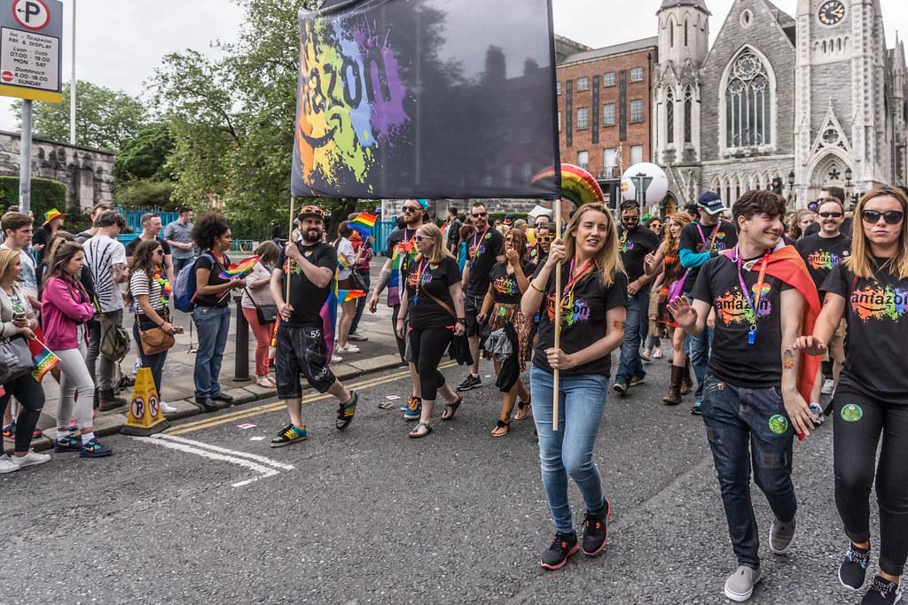 DUBLIN PRIDE 2015 [AMAZON STAFF WERE THERE - WERE YOU? ]-106285