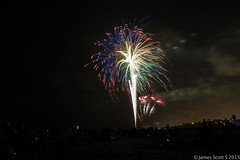 20150704 70D Delray Beach FL fireworks 56 (James Scott S) Tags: ocean holiday night canon scott james us sand exposure raw day unitedstates florida tripod 4th july s celebration shutter fl independence fourth delayed ef app delraybeach 24105 70d lrcc
