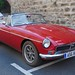 MG, MGB V8 (Royaume-Uni, 1973 - 1976)