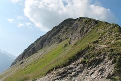 L'paule. Promenade au Mont Joly. (Stefho74) Tags: france montagne savoie montblanc saintgervais hautesavoie rhonealpes montjoly montdarbois randonneenmontagne stefho74