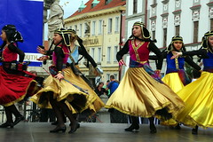 14.7.15 Ceska Pohadka in Trebon 63 (donald judge) Tags: festival youth dance republic czech south performance bohemia trebon xiii ceska esk mezinrodn pohadka pohdka dtskch mldenickch soubor