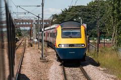 43058 1A33 Wakefield Westgate (Class313) Tags: speed train coast high trains class east virgin emt 43 midlands hst vtec 43058 1a33