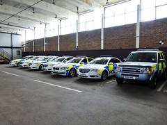 West Midlands Police Learning and Developement Driver Training Unit garage, Birmingham. (Vinnyman1) Tags: city uk england rescue dog west dogs training birmingham britain centre united great police kingdom canine gb learning driver service british roads ho emergency tally development trials services ld wmp association midlands unit 999 the units rpu edgbaston policing developement mildands bpsca