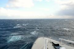 Transatlantic Crossing (Vintage Alexandra) Tags: queen mary 2 ocean liner sea cunard travel outdoor nature photography