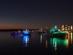 PB260208 (photos-by-sherm) Tags: flotilla boats fireworks wrightsville beach nc november parade supper