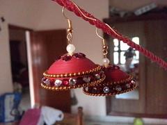 20150319_072333 (Gokul Chakrapani) Tags: arts earing putta