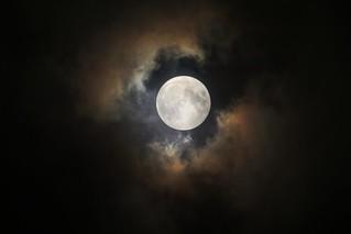 13th of december super full moon