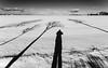 Shadows on the snow (++sepp++) Tags: bayern deutschland januar landscape landschaft landschaftsfotografie lechfeld schnee wetter winter heiter sonnig sunny graben de bavaria germany january weather bw blackwhite monochrom sw schwarzweis einfarbig snow schatten shadow