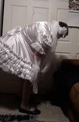 White 1 (Maid Honey) Tags: sissy maid