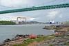 Älvsborgsbron, Röda Sten (andantheandanthe) Tags: älvsborgsbron gothenburg göteborg götaälv river röda sten rödasten