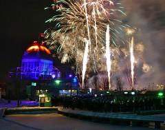 Panasonic FZ1000, Fireworks, Vieux-Port, Montréal, 7 January 2017 (5) (proacguy1) Tags: panasonicfz1000 fireworks vieuxport montréal 7january2017