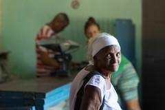 Women from Cuba.III. Cuba. 2016 (Santiago Azar) Tags: cuba sony women sonya7 manualfocus konica hexanon 57mm woman caribe