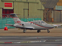 2-JSEG Eclipse EA50 (SteveDHall) Tags: aircraft airport aviation airfield aerodrome aeroplane airplane executivejet biz bizjet privatejet businessjet corporatejet 2jseg eclipse ea50 eclipseea50 blackpool blackpoolairport 2017
