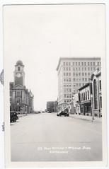 POSTOFFICE AND MCLEOD BUILDING (jasonwoodhead23) Tags: edmonton post office mcleod building 100th street