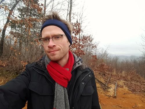 Blue Ridge.. post-flood mud hike