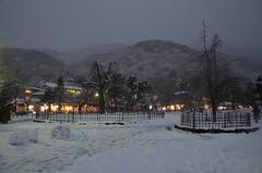 DSC_3037 (emikod7000) Tags: 雪 村 嵐山 京都 嵯峨嵐山 日本 雪化粧