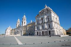 Convento de Mafra (JOAO DE BARROS) Tags: architecture mafra portugal monument joão barros