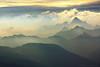 Sunrise at Säntis Peak, Switzerland (Rita Eberle-Wessner) Tags: sunrise sonnenaufgang wolken clouds berge alps switzerland alpen schweiz appenzell appenzelleralpen peak peaks gipfel mountains fog nebel mist morning säntis