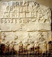 Cuneiform (austexican718) Tags: britishmuseum sculpture carving cuneiform ancient mesopotamia history language writing script basrelief stone stonework