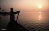 Boatman of river  Ganges.. (manwar2010) Tags: ganges boatman river ganga