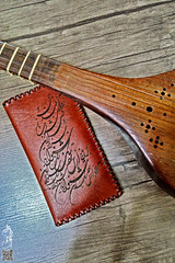 3Tar (Poria) Tags: music classic tar 3tar setar instrument leather art persian