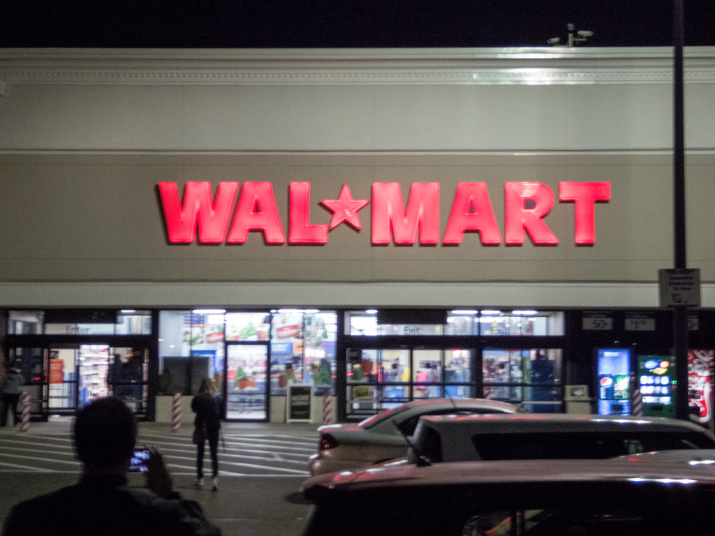 Flickr / Walmart Stores NEW YORK (AP) — Joelle Daddino is making it difficult for stores to make money.. Like many Americans who've grown accustomed to deep discounts, Daddino has become so.