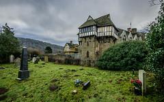 QAEH-1 (Michael Yule - I Can See For Miles) Tags: nikond7100stokesaycastleenglishheritageshropshireengland nikond7100stokesaycastleenglishheritageshropshireenglandgraveyardlandscape nikon d7100 stokesay castle shropshire england english heritage landscape