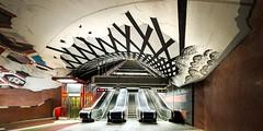 Kungsträdgården (Walter Quirtmair) Tags: ifttt 500px kungsträdgården sweden stockholm metro subway tunnelbana quirtmair