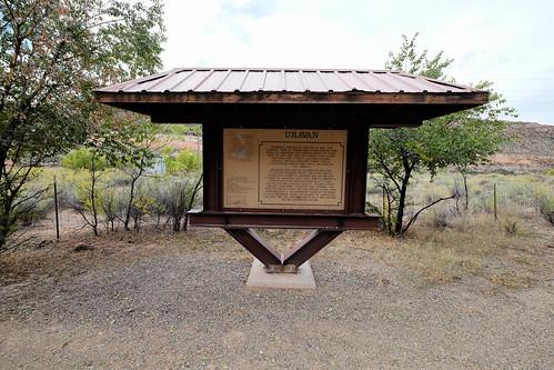 "Uravan, Colorado • <a style=""font-size:0.8em;"" href=""http://www.flickr.com/photos/148075881@N07/32579730030/"" target=""_blank"">View on Flickr</a>"