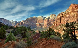 The Road to Zion...