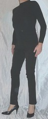 00064 (bibi anne) Tags: high heel boots tall crossdresser leotard pantyhose cd tv transvestite tranny tgirl swimsuit nylon transdgender cfm sandals skirt xdresser trans transgender tg black overknee crotch leather wetlook dress skintight skinny tight lycra spandex heels granny shoes shiny milf glossy shimmery pvc