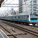 JR E233-1000 series EMU, Akihabara, Tokyo