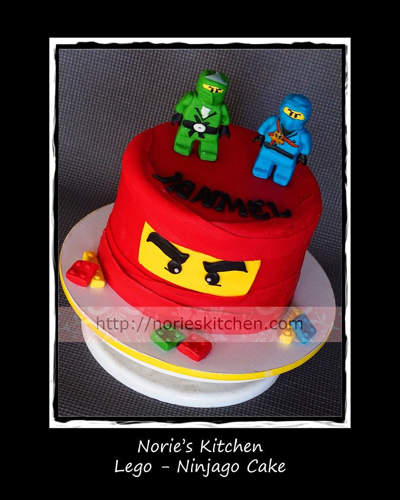 Mecha Birthday Cake
