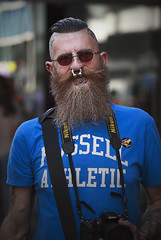126-365-2015 (dagomir.oniwenko1) Tags: portrait england man color male men london face canon beard person nikon candid piercing human gb portret digitalcameraclub canoneos60d