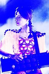 GAFF E FEAT. MY BAD SISTER (Australia, Great Britain) @ Festival de la Cit 2015 (DeGust) Tags: blue portrait music woman color lights concert nikon suisse couleurs femme profile pop lausanne bleu electro hiphop farbe couleur ch lumires musique australie spectacle vaud 2015 grandebretagne festivaldelacit festivaldelacite festivalcit nikkorafs70200mmf28gedifvr nikond3s festivalcite gaffefeatmybadsister
