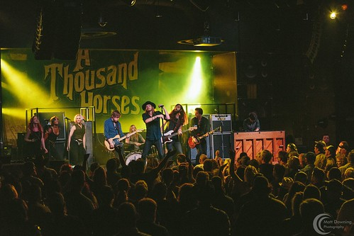 A Thousand Horses - July 3, 2015 - Hard Rock Hotel & Casino Sioux City